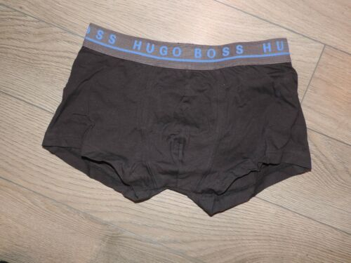 HUGO BOSS Mens UNDERWEAR STRETCH Flex Cotton BOXER Trunk Short BRIEFS