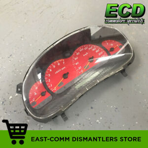 Holden-Commodore-VX-V8-5-7-LS1-Red-Dash-Instrument-Cluster-Lvl-2-034-NF-034-288-xxxkm