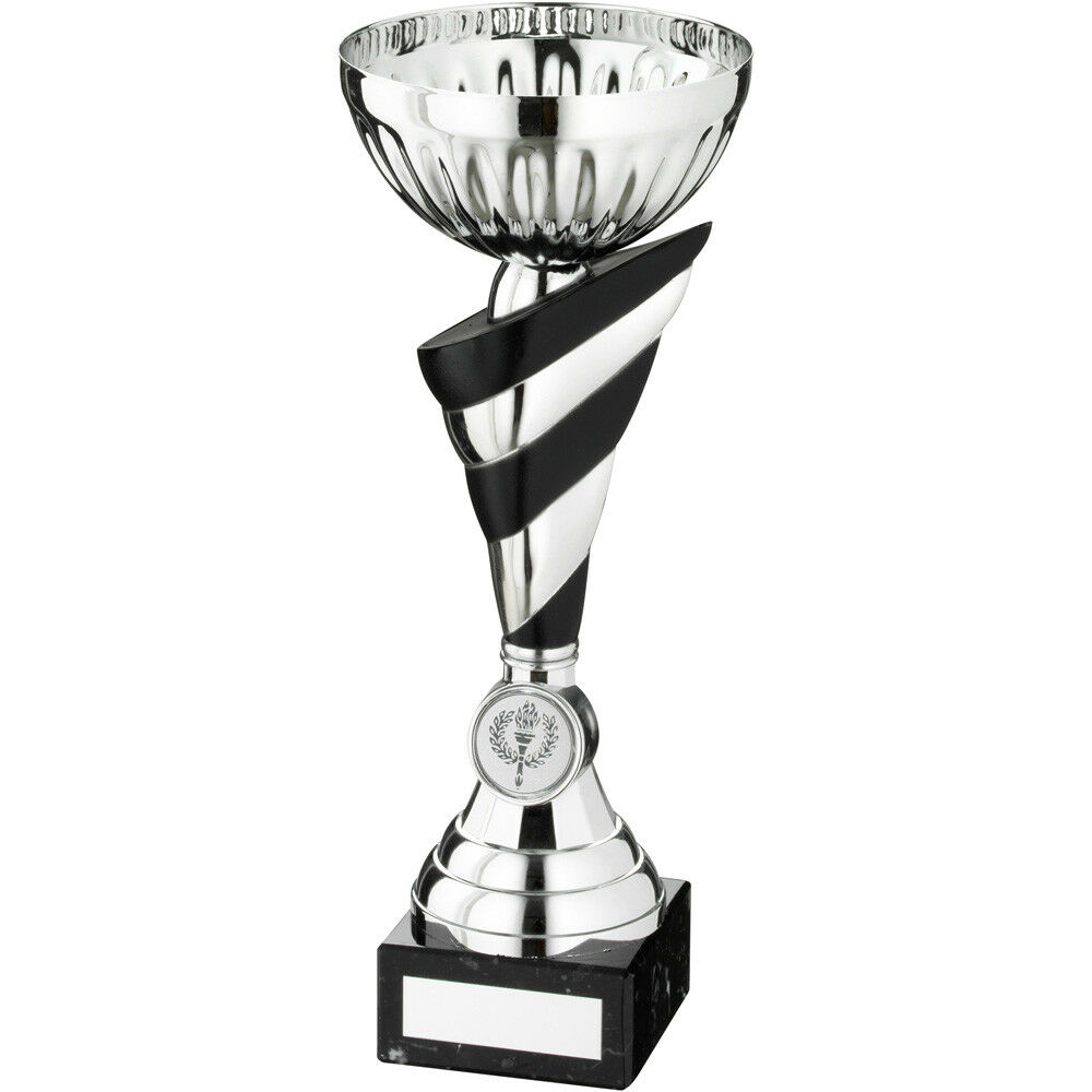 Trophy Presentation Cup on marble in 6 Sizes Free Engraving up to 30 Letters