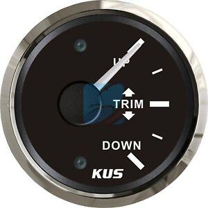 KUS-Boat-Trim-Gauge-WEMA-Marine-Trim-Tilt-Gauge-for-Outboard-Engine-52mm