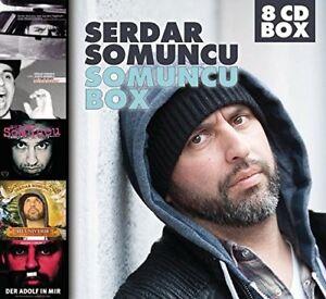 SERDAR-SOMUNCU-SOMUNCU-BOX-8-CD-NEU
