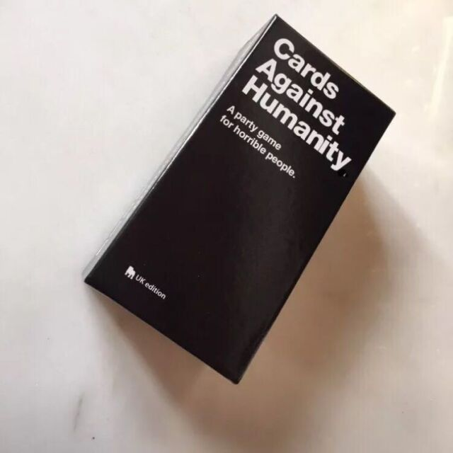 Cards Against Humanity Board Playing Family Birthday Party Card Game