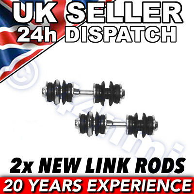 For Toyota Yaris 1999-2005 Front anti roll bar link rods x2