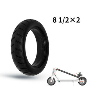 Solid-Full-Core-Tire-Tyre-Electric-Scooter-35m-Wear-Resistance-Durable-Brand-new
