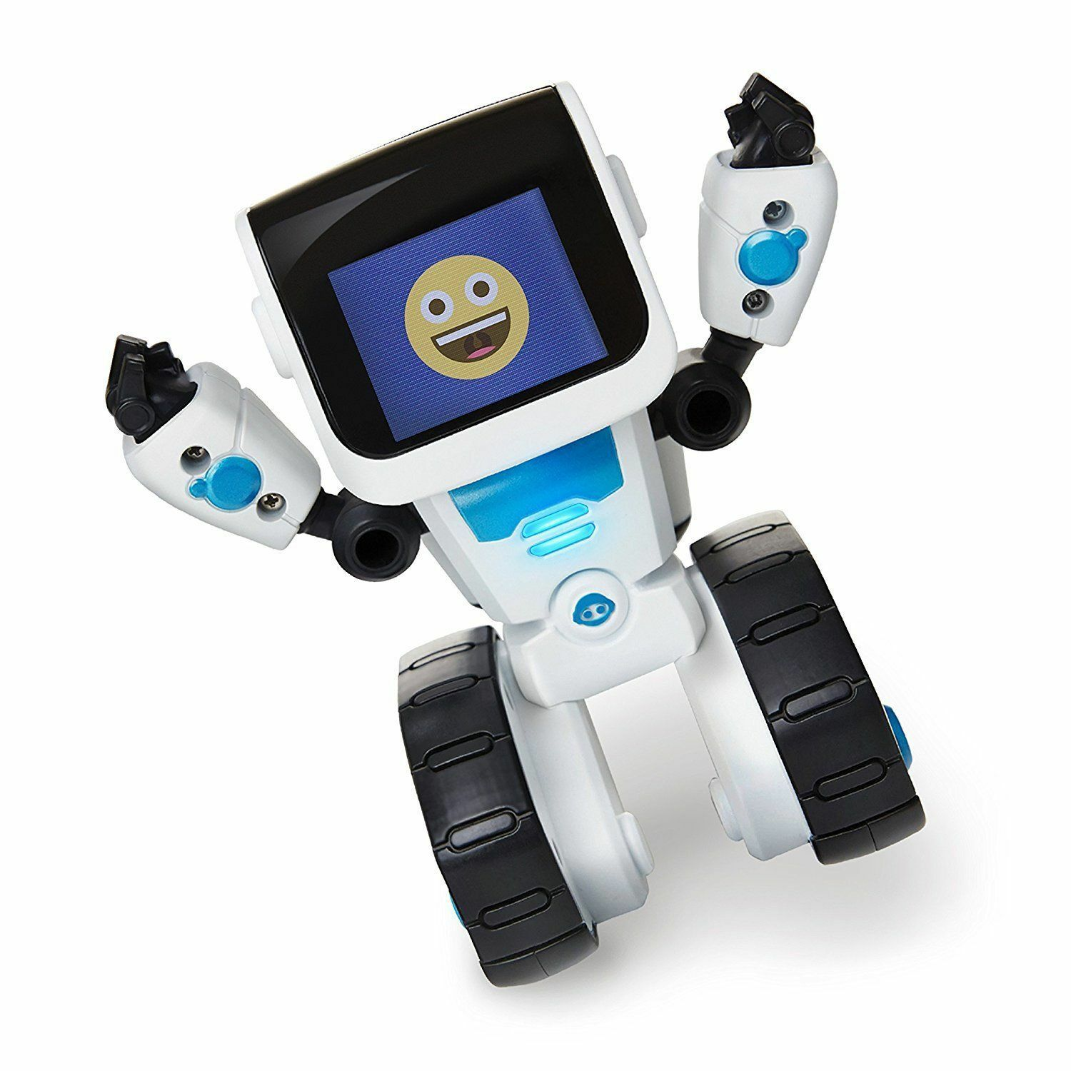 New WowWee WowWee WowWee COJI The Coding ROBOT TOY, Programable Interactive Toy Learn to Code 60cab1
