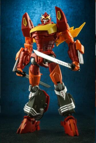 SXS R-04 IDW Hot Flame Rodimus Prime Robot