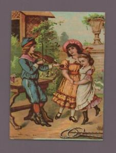 Chromo - Musique et danse   ( i7099)