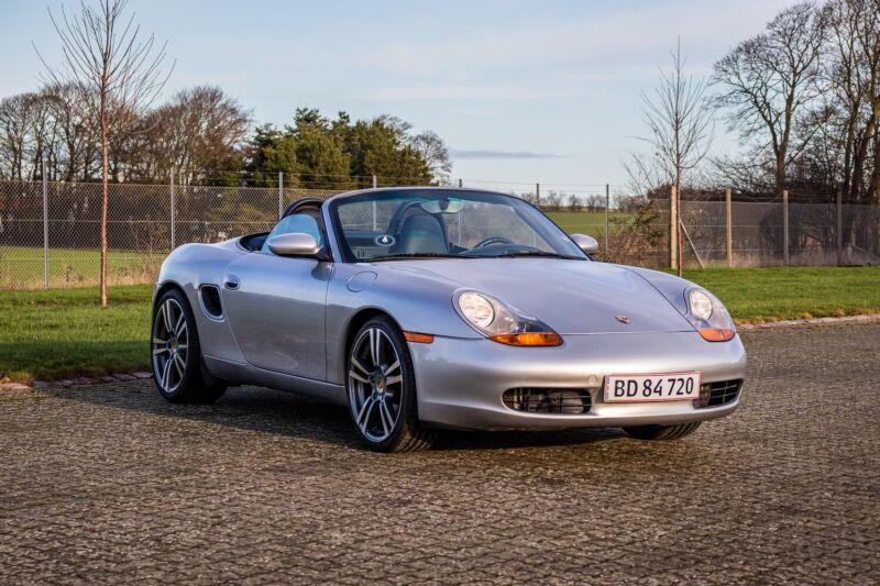 Porsche Boxster Tiptr. - 2