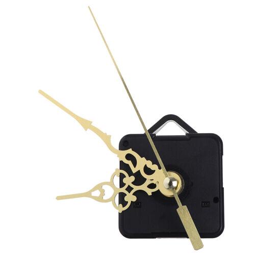 Quartz Clock Movement Mechanism Hands Wall Repair Tool Parts Silent Kit Set W7