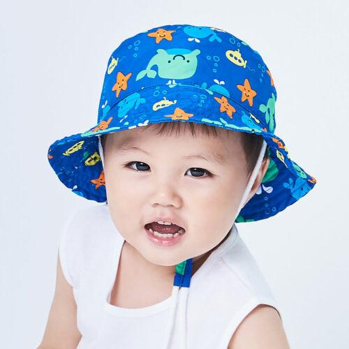 Baby Fischerhut Sonnenhut Sommerhut Babyhut Sonnenschutz Draussen Kinder Anti UV