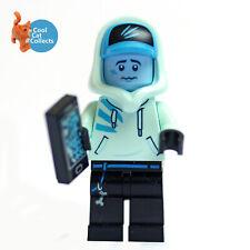 HIDDEN SIDE LEGO GENUINE MINI FIGURE JACK DAVIDS 70427 HALLOWEEN, + PHONE