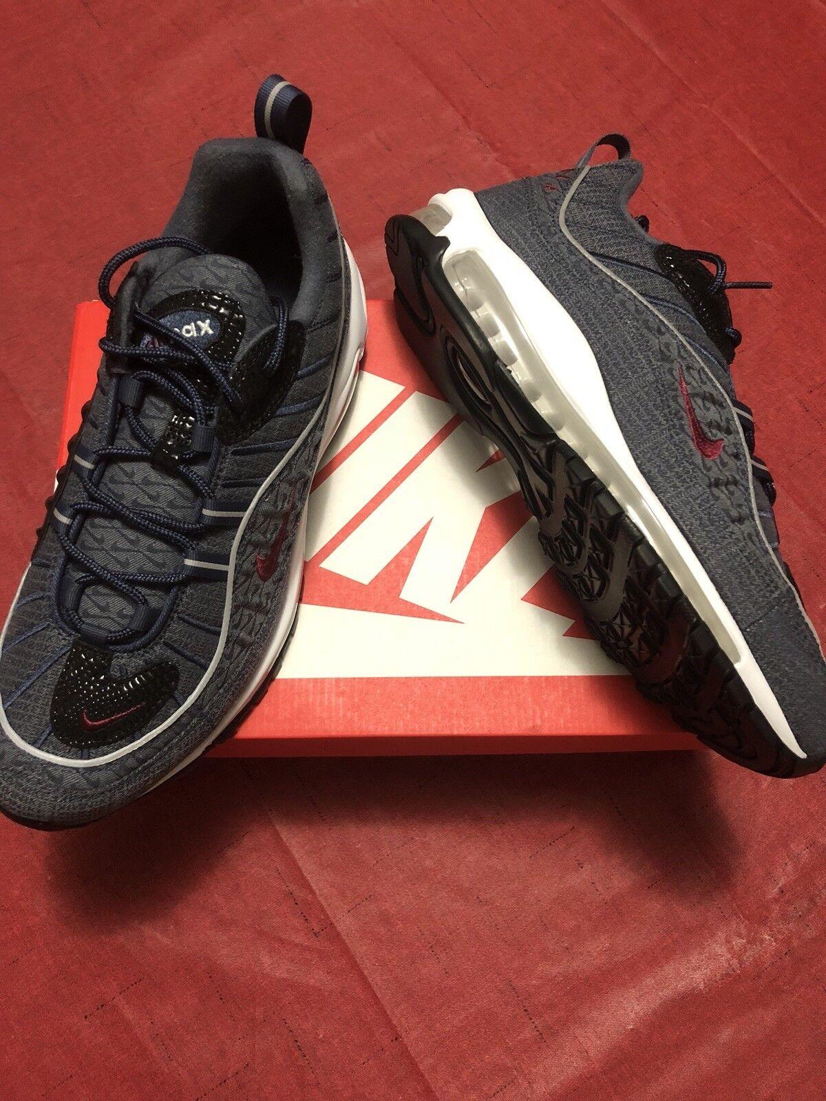 Nike air max 97 qs 44 thunder blue team red 924462 400 pennino ltd quickstrike