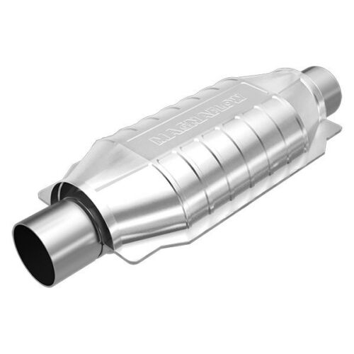 For Plymouth Reliant 82 Pre-OBDII Universal Fit Oval Body Catalytic Converter