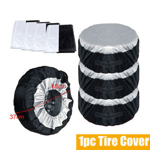 Universal-Car-SUV-13-19-034-Tote-Spare-Tire-Tyre-Storage-Cover-Wheel-Bag-Accessory