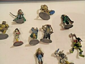 Vintage-1979-1987-lot-10-Dungeons-Dragons-Lead-Figures-Ral-Partha-LOT-3