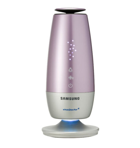 SAMSUNG SA-C600 Air Cleaner Plasma Ioniseur Nettoyant Virus Doctor Home 110 ~ 220 V