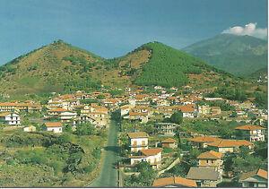 CARTOLINA-SICILIA-SICILY-POSTCARD-NICOLOSI-CATANIA-VEDUTA-PANORAMICA-DI-NICOLOSI