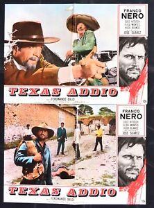 Fotobusta Texas Junggesellenabschied Schwarz Suarez Kitosch Ardie Baldi Western