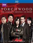 Torchwood Complete Original UK Series 0883929191567 Blu-ray Region a