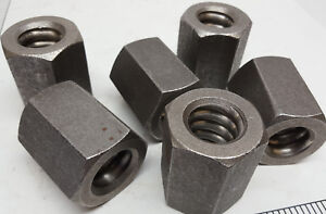 6-pack-Williams-Grout-Bonded-Concrete-Anchor-R63-08-Hex-Nut-Grade-75-All-Thread