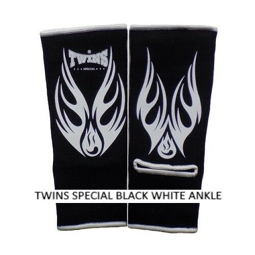 TWINS SPECIAL SELECT COLORS ANKLE MUAY THAI GUARDS SUPPORT MMA K1 FIGHTING KICK