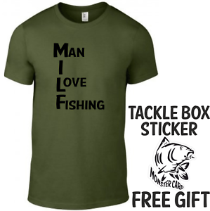 Carp Fishing Tee Shirt