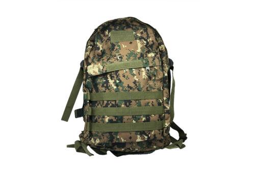 Farbe Rayline Softair Taktischer Militär Rucksack 20L 013D Wald Dunkel Grün