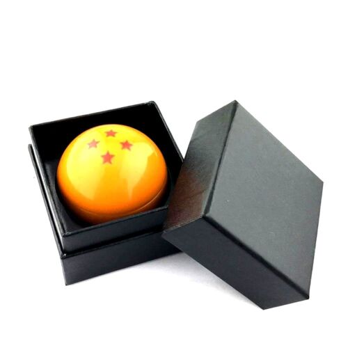 4 STAR DRAGON BALL Z Tobacco Herb Metal Grinder //Kitchen Crusher with gift box