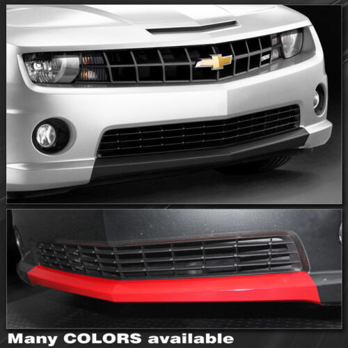Chevrolet Camaro SS Front Valance Blackout Stripe 2010 2011 2012 2013 Pro Motor