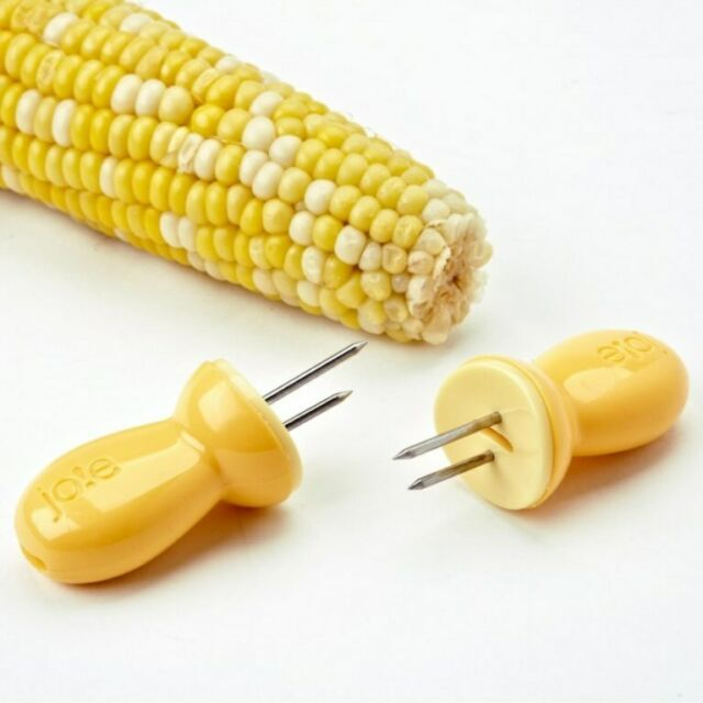 Oxo Good Grips Interlocking Corn Holders Pack Of 8 Cob Skewer Prongs Kitchen New