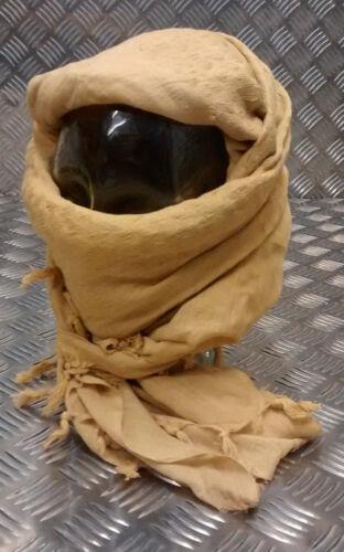 Genuine emissione delle forze britanniche Shemagh Sand CADETTI SNIPER SAS Para Esercito