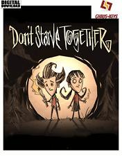 Don't Starve Together STEAM PC Download Key Code Neu [DE] [EU] Blitzversand
