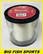 Seaguar AbrazX 100/% Fluorocarbon Main Line 10Lb 200Yds