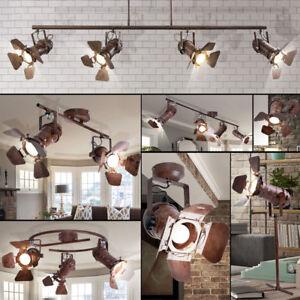 Vintage Decken Strahler Wand Leuchten Rost Tisch Hange Lampen Spots