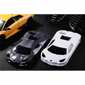 3d cute cool racing car phone case cover for iphone 4 5 6 samsung
