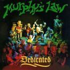 Dedicated Bonus Tracks Edition Murphy's Law Audio CD