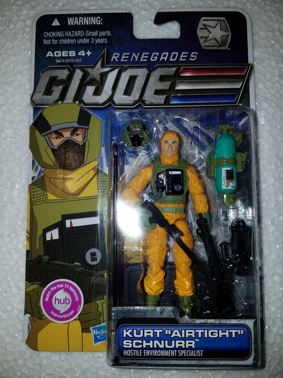 G.I. Joe búsqueda de Cobra (POC)  Kurt  hermético  Schnurr-ambiente hostil