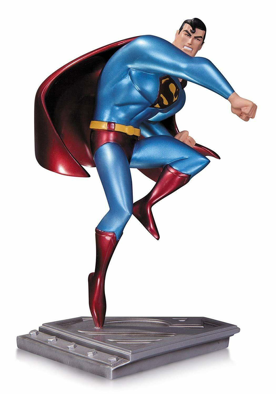DC Collectibles súperman  el Hombre de Acero  la serie animada Estatua De súperman