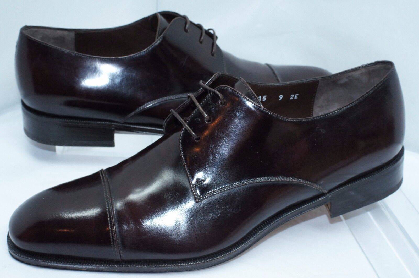 Shoes Size 9 EE Oxfords Lace Up Dress