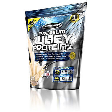 Muscletech 100% Premium Whey Protein 5 lbs Chocolate