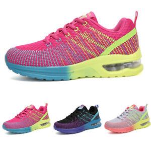 Women-039-s-Sport-Air-Cushion-Running-Shoes-Breathable-Mesh-Walking-Tennis-Sneakers