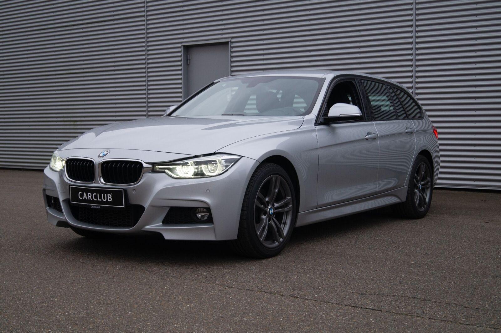 BMW 320d 2,0 Touring xDrive aut. 5d - 319.900 kr.