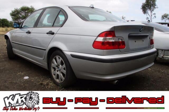 2002 BMW E46 3 Series 2.0 Dash Trim Suit Aftermarket Headunit CD Player etc KLR