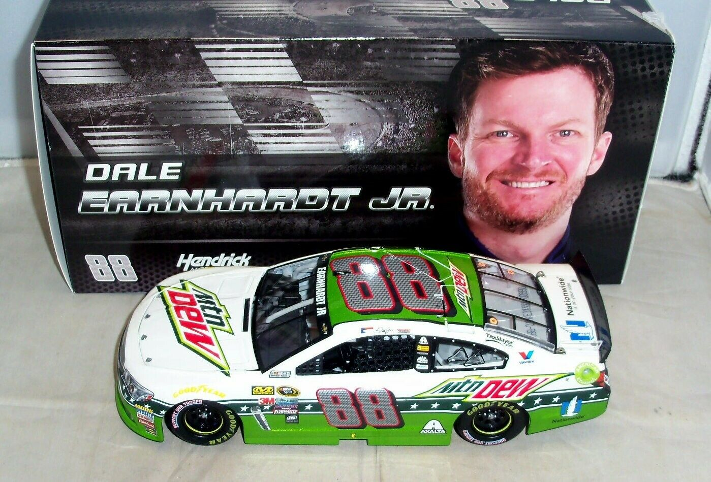 1 24 ACTION 2016 MOUNTAIN DEW ALL-STAR CHEVY CHEVY CHEVY SS DALE EARNHARDT JR NIB 0b4605