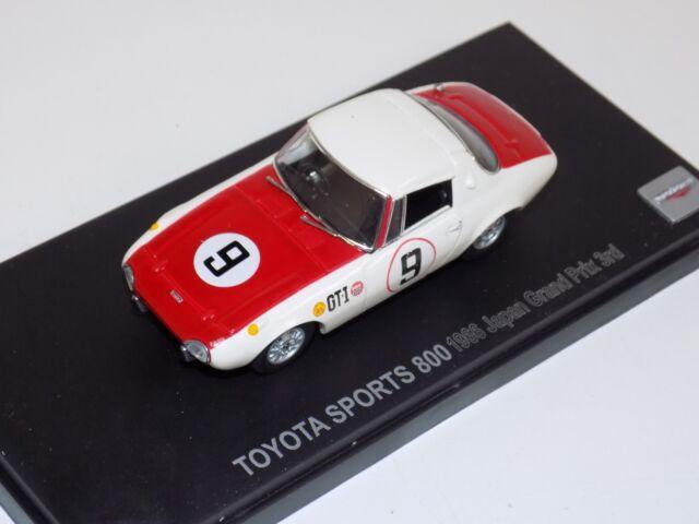 1 43 Kyosho Race Toyota Sports 800 Japan Grand Prix 3rd 1966 03092f