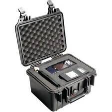 Pelican 1300 Case with Foam (Black)