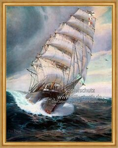 Graf-Luckners-Seeadler-Christopher-Rave-Hilfskreuzer-Marine-Maritim-A1-108