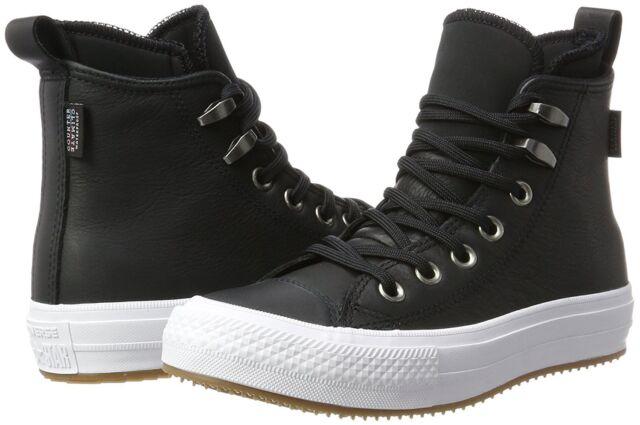 b854fbf6d72 Women s Converse Chuck Taylor All-star Waterproof Shoes Black ...