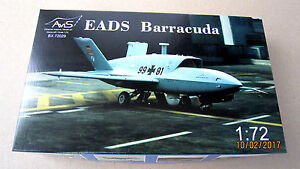 Eads Barracuda Reconnaissance And Combat Uav 172 By Avis 72029