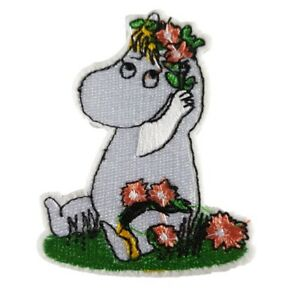 Snorkmaiden-Moomin-039-s-Tv-Show-Character-Character-Iron-On-Patch-Sew-On-Transfer